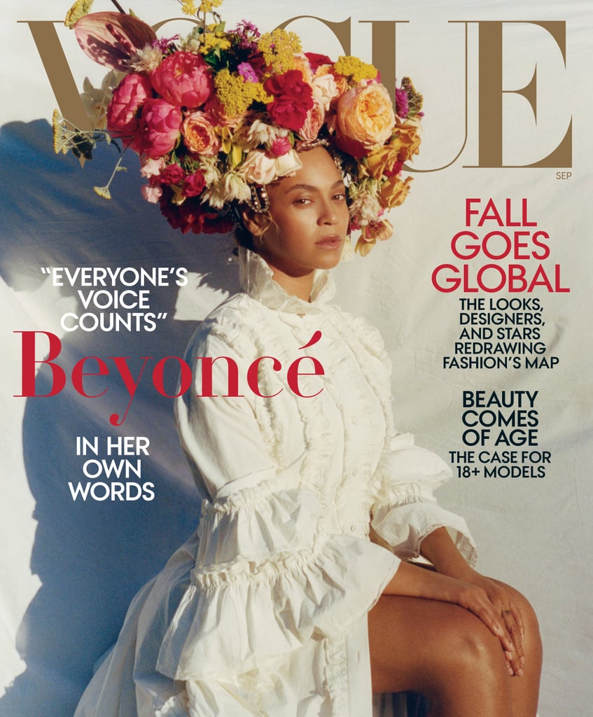 Beyonce Vogue September 2018 Issue