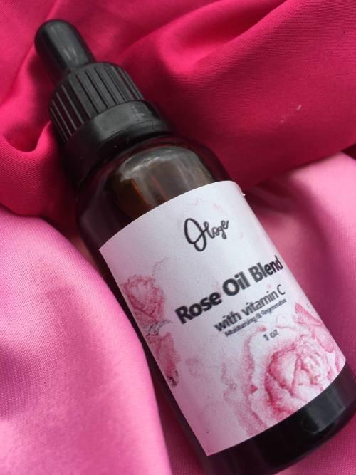 Ologe Skincare Rose Oil
