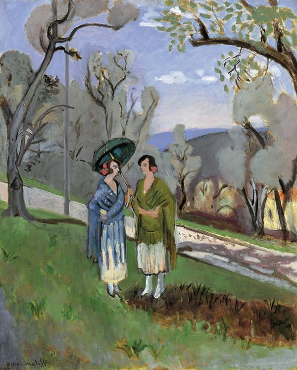 Las obras de arte de Henri Matisse, en el Museo Thyssen
