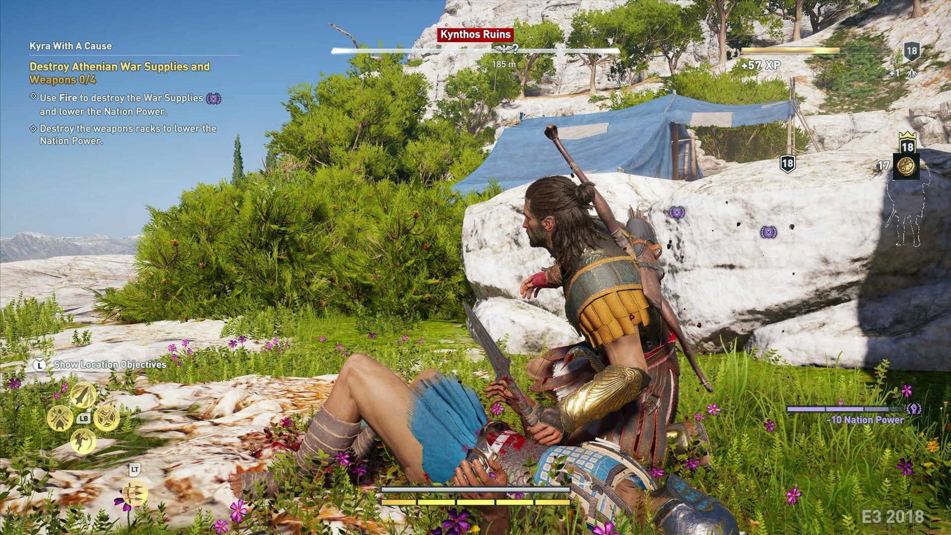 Bekijk Nu De Eerste Beelden Van Assassin's Creed Odyssey