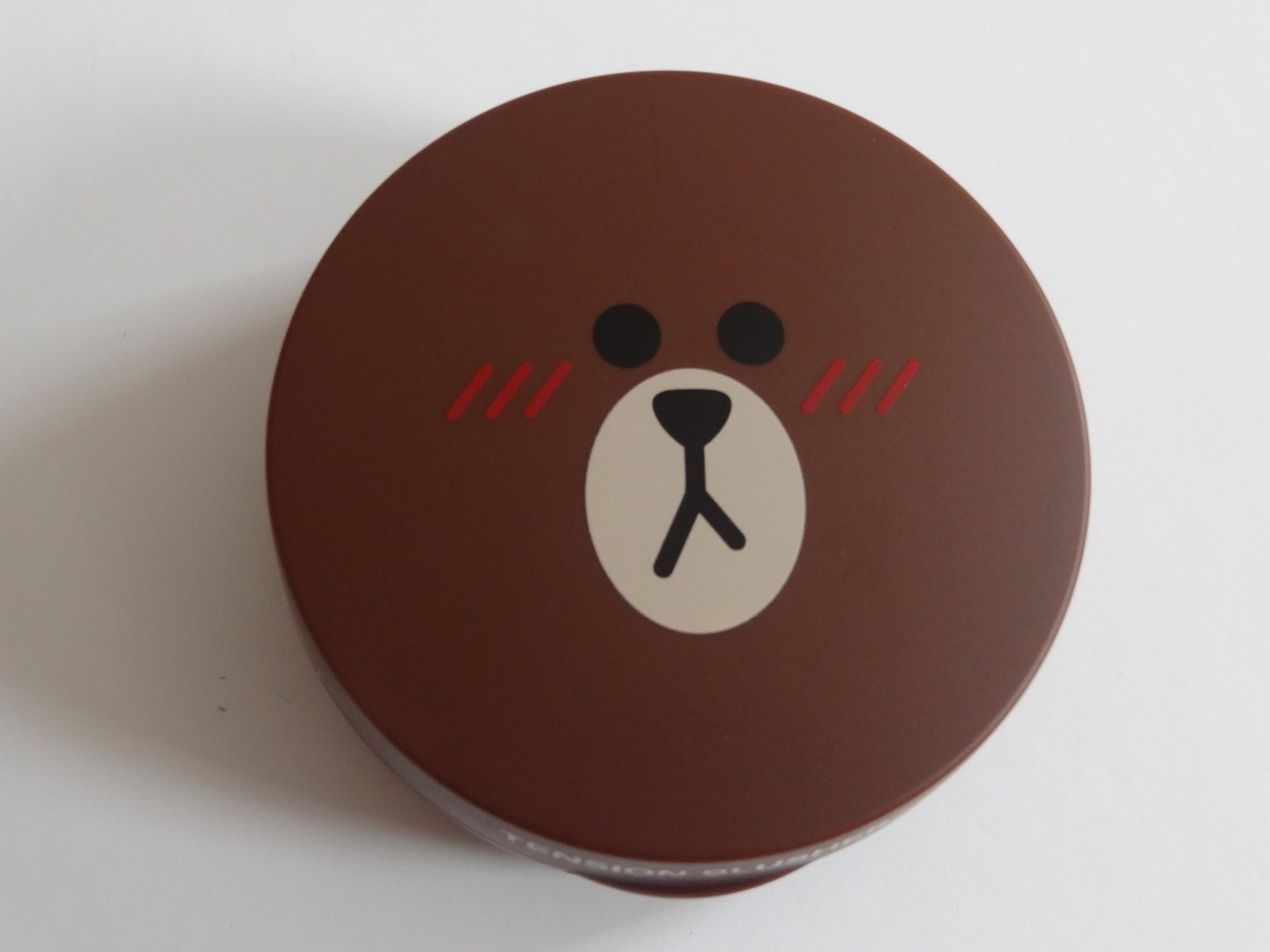 REVIEW: Missha x LINE Friends Tension Blusher (CR02 Rosy Dress)