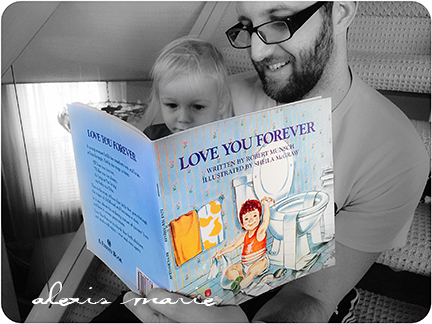 MUNSCH BY LOVE YOU FOREVER ROBERT