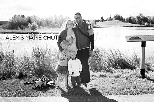 Baby Steps Memorial Walk 2014 Alexis Marie Chute public speaker family