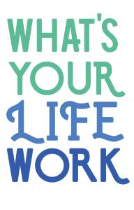 wanted.jobs LIFEWORK ロゴ