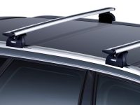 Car Accessories Roof Racks. Thule WingBar 961 Wanted On ...