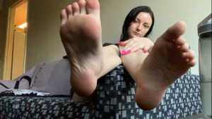 Perfect Pink Soles