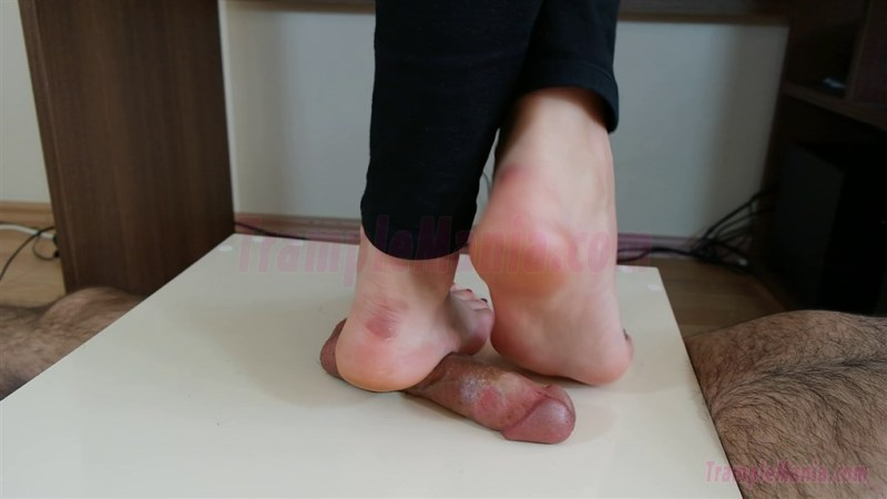 Crystal's 7 Full HD Cock and Ball Trample Videos