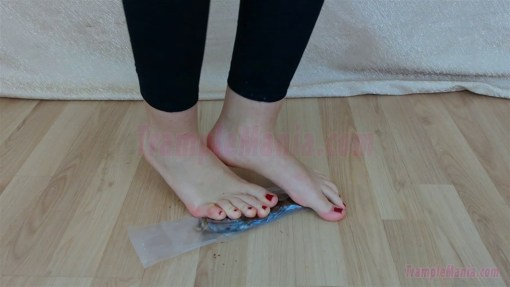 Caroline Barefoot Sweet Crush