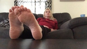 The Perfect Soles of a Queen
