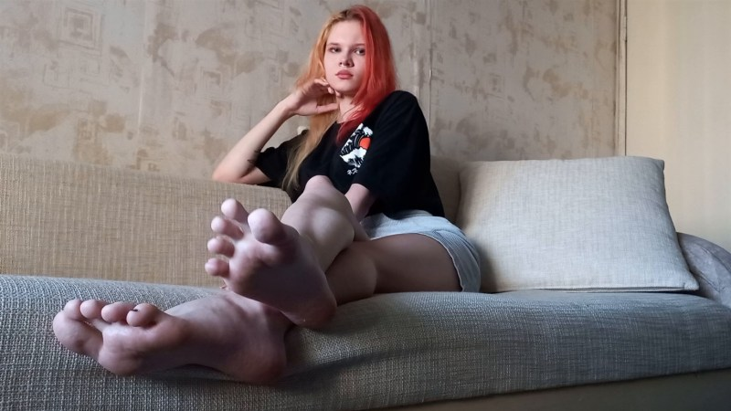 Ginger Girls Sexy Soles