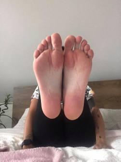 Clara Foot Model