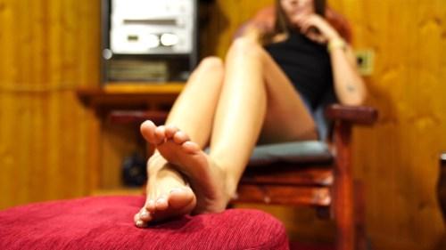 Sandras Feet JOI