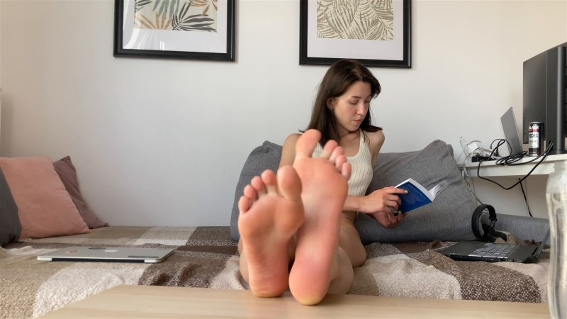 Worship These Pink Soles
