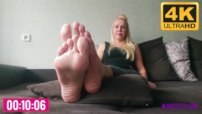 Saras Sexy Wrinkled Soles
