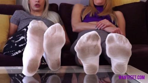 Dirty and Stinky Socks