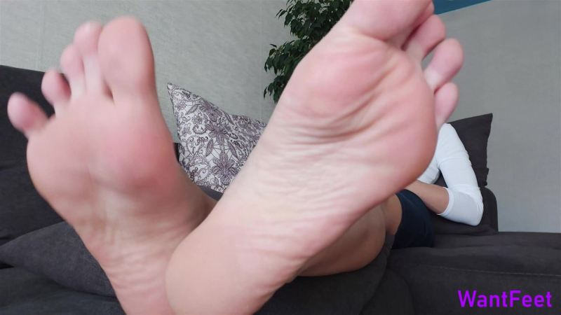 Foot Fetish Therapy