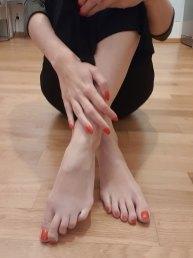 venus foot model