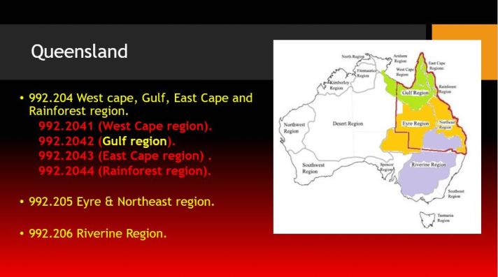 AIATSIS Regions