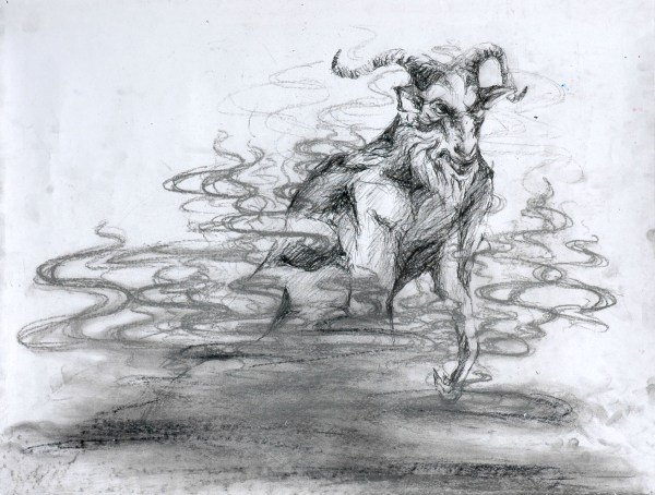 Hunting Drawings