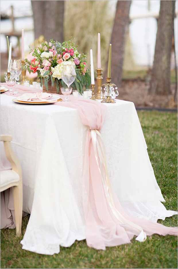 26 Ridiculously Pretty & Seriously Creative Wedding Table
