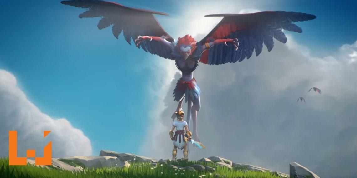 《Assassin's Creed:Odyssey》制作團隊新游戲《Gods and Monsters》!已經開始開放NS,PS4,PC以及 Xbox One預購! - Wanuxi