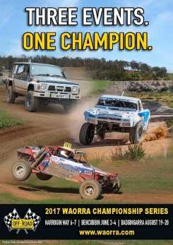 2017 WAORRA Championship Series