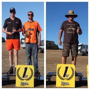 Performance 2WD and Sportslite Podium - 2018 Dryandra Chase