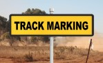 Track marking for the 2018 Mid-West Challenge 4-5 August