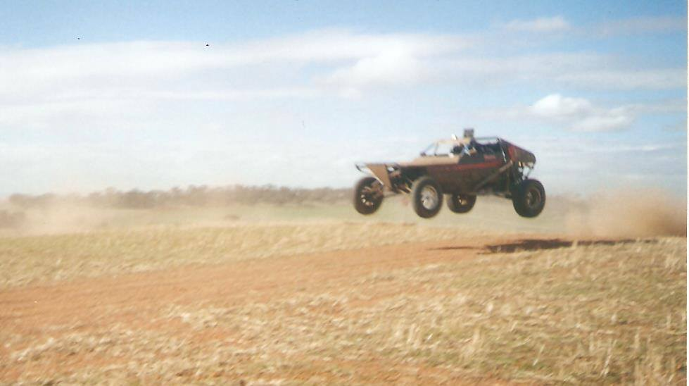 Lindeboom - Brookton King of the Hill 2002