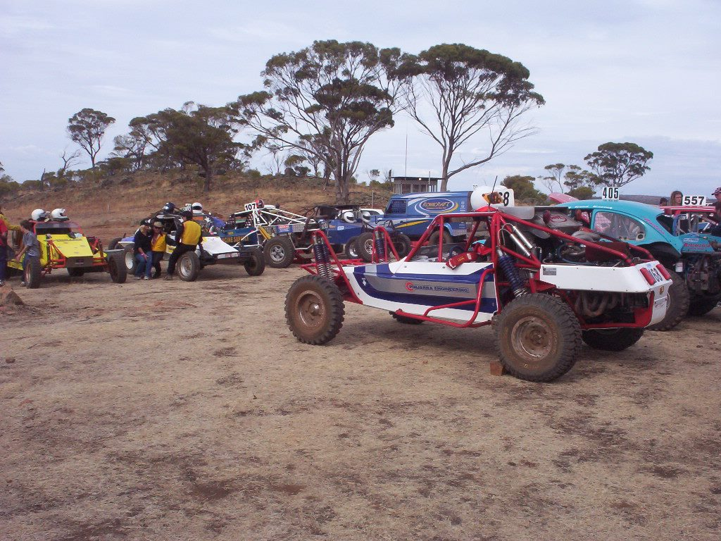 Pits - Brookton King of the Hill 2006