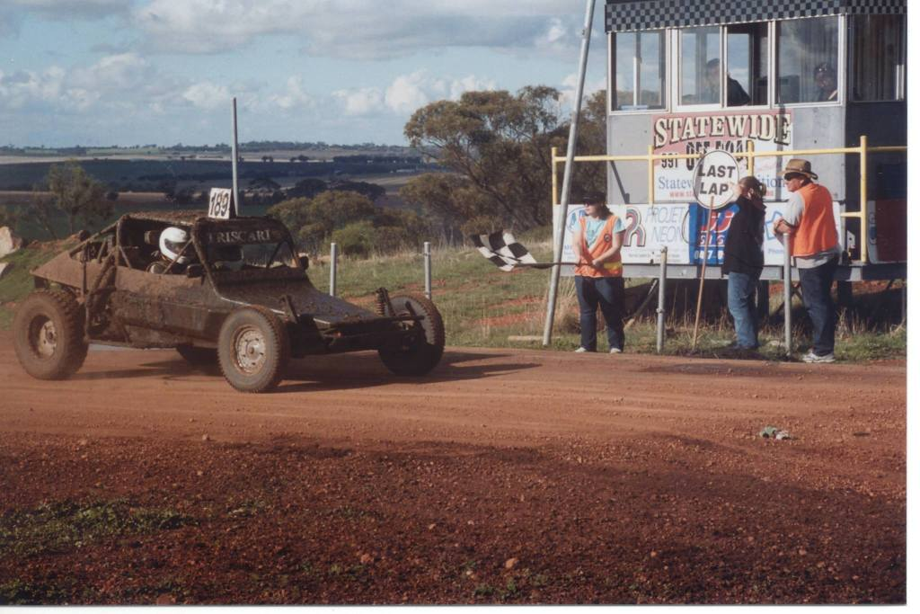 Triscari and Fullston - Brookton King of the Hill 2008