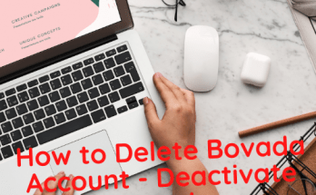 How to Delete Bovada Account
