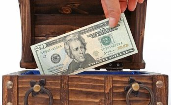 How to Store Money without a Bank