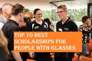 Scholarships For People With Glasses