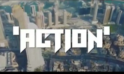 DBanj - Action