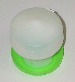 Green Based 600ml Drinker