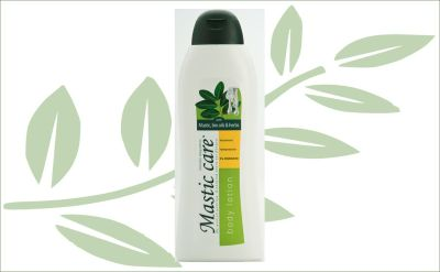 Mastiek bodylotion