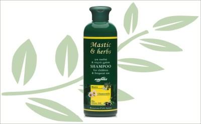 Mastiek milde shampoo