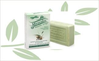 Mastiek natuurlijke zeep olijfolie