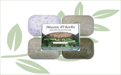 Mastiek natuurlijke zeep salie