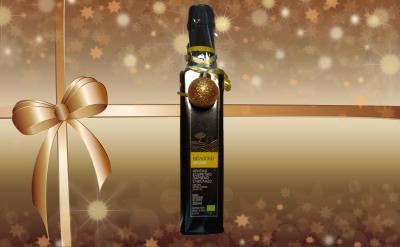 Kerstcadeau olijfolie