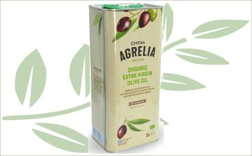 Agrelia bio extra vergine olijfolie 5 liter
