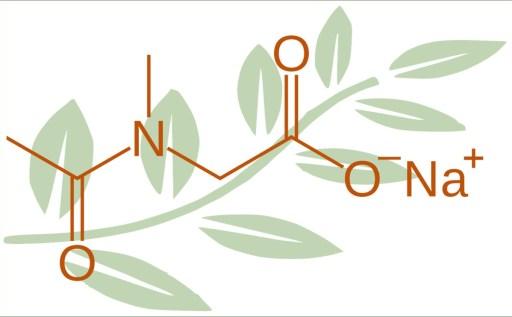 SLS en SLES en Sodium Lauroyl Sarcosinate