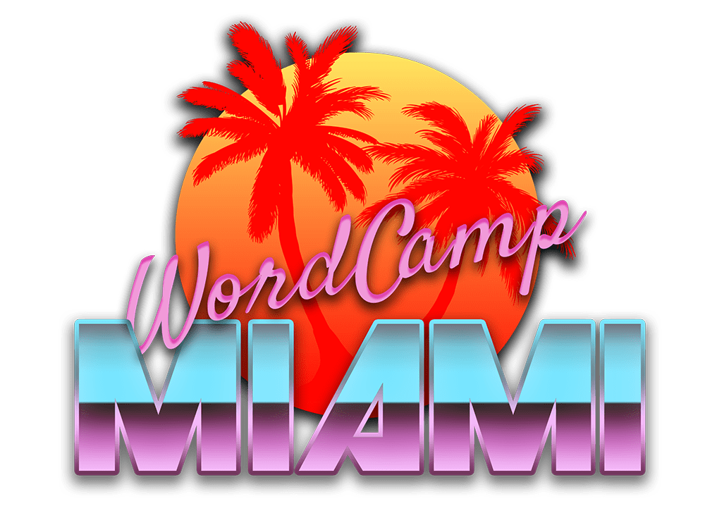 WordCamp Miami 2017 Logo