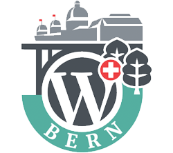 WordCamp Bern 2017 Logo