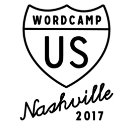 WordCamp US Nashville 2017 Logo