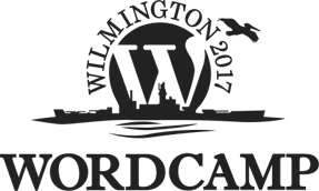 WordCamp Wilmington 2017 Logo