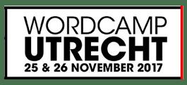 WordCamp Utrecht 2017 Logo