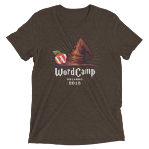 WordCamp Orlando 2015 T-Shirt