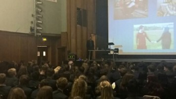Candle Conference GCSE RS Days - Manchester and Milton Keynes, October 2015. Presented on 'Islam and Human Relationships' and debated motion on ethics of genetic engineering with Dr Peter Vardy
